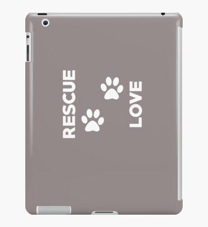 Rescue Love Cute  iPad Case/Skin