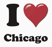 I Love Chicago by ColaBoy