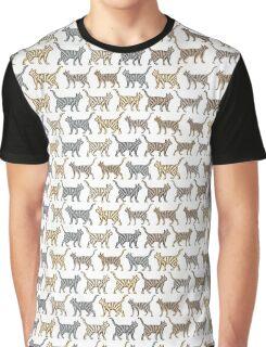 Cat power Graphic T-Shirt