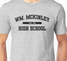 William McKinley High School (Black) Unisex T-Shirt