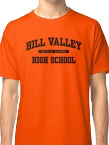 Hill Valley High School (Black) Classic T-Shirt
