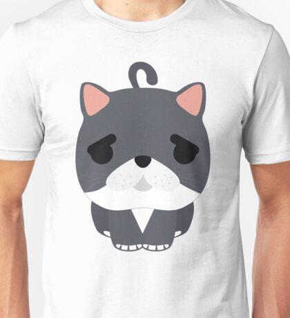 Exotic Cat Emoji Pretty Please Face Unisex T-Shirt