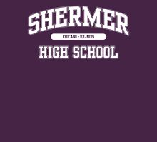 Shermer High School (White) Unisex T-Shirt