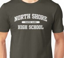 North Shore High School (White) Unisex T-Shirt