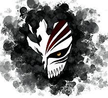 Ichigo hollow mask by precotonejde