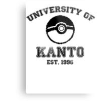 University of Kanto Metal Print