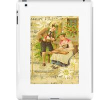 Lets Play A Tune! iPad Case/Skin