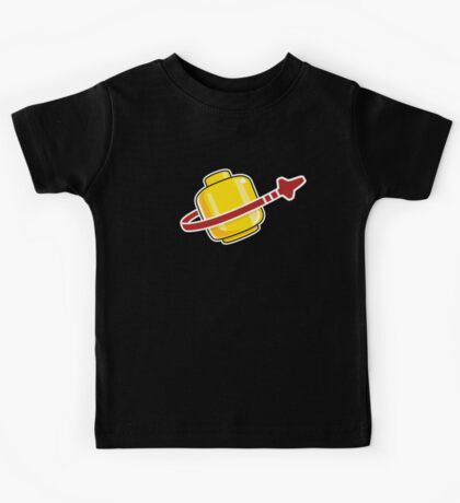 Spacehead Logo Kids Tee