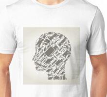 Car a head Unisex T-Shirt