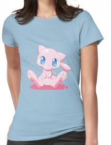 Pokemon - Mew  Womens Fitted T-Shirt