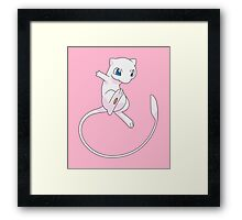 Pokemon - Mew  Framed Print