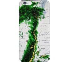 Monster Weather iPhone Case/Skin
