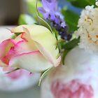 pink edges by Jeannine de Wet