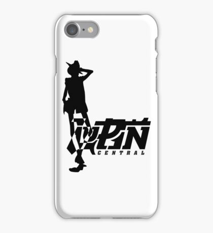 Gunman Simple iPhone Case/Skin