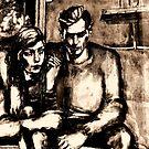 Lovers by Michael J Armijo