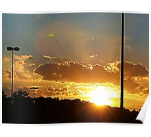 Sunset #10 Poster