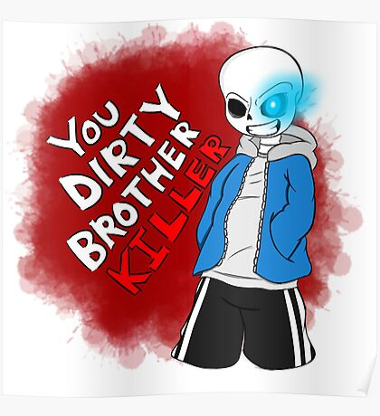 You Dirty Brother Killer Poster