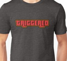 TRIGGERED (GTA - WASTED) Unisex T-Shirt