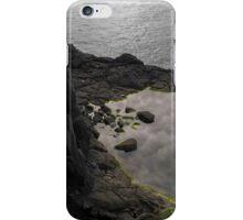 Green edged Rockpool iPhone Case/Skin