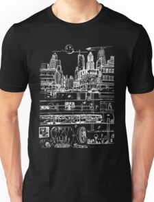 City Limits (White) T-Shirt