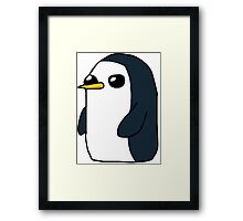 Gunter The T-Shirt Framed Print