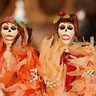 Halloween dolls by ANNABEL   S. ALENTON