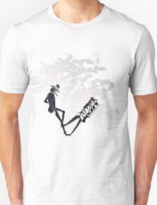Hatted Gunman T-Shirt