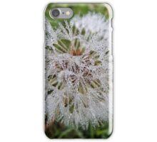 Dew drop morning iPhone Case/Skin