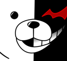 Anime - Monobear Sticker