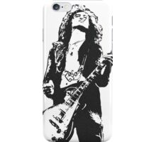 Jimmy Page Led Zeppelin iPhone Case/Skin
