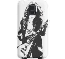 Jimmy Page Led Zeppelin Samsung Galaxy Case/Skin
