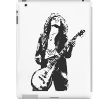 Jimmy Page Led Zeppelin iPad Case/Skin