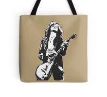 Jimmy Page Led Zeppelin Tote Bag