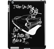 Big Trunk iPad Case/Skin