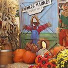 at the Farmers Market by ANNABEL   S. ALENTON