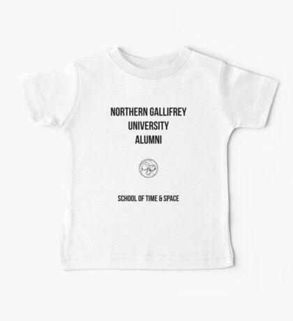 NORTHERN GALLIFREY UNIVERSITY ALUMNI Baby Tee