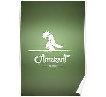 Amarant - Final Fantasy IX Poster