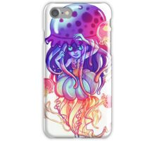 Jelly Space (White Variation) iPhone Case/Skin