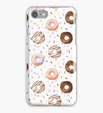 Donut design iPhone Case/Skin