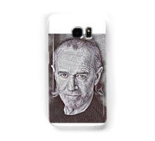 George Carlin Drawing Samsung Galaxy Case/Skin
