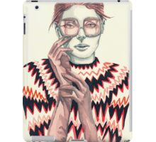 Watercolor Painting iPad Case/Skin