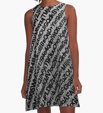 ABC A-Line Dress