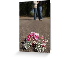 On My Mind Greeting Card