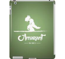 Amarant - Final Fantasy IX iPad Case/Skin