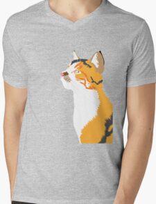 Jazz's Cave Mens V-Neck T-Shirt