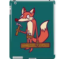 Den Carpenter iPad Case/Skin