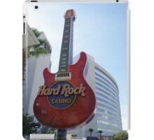 Hard Rock Casino - Biloxi, MS iPad Case/Skin