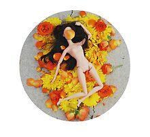 Fallen (circle) by starladawn