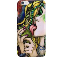 The Church of the Sacred Toad iPhone Case/Skin