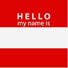 Hello, my name is by Alejandro Durán Fuentes